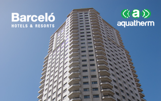 Aquatherm Torre de Madrid