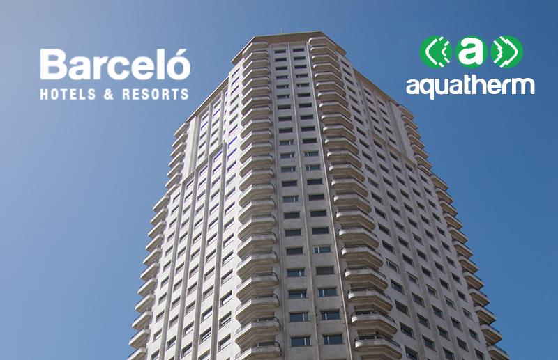 Aquatherm Torre de Madrid