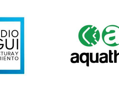 Acuerdo de colaboración mutua entre ESTUDIO SEGUI (Arquitectura y Planeamiento) y aquatherm®