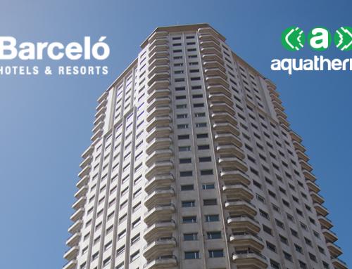 Nuevo Hotel Barceló en la Torre de Madrid
