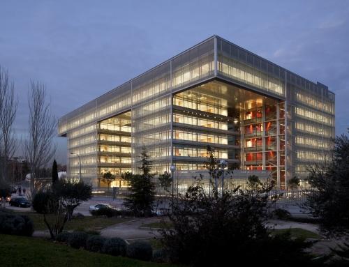 Los sistemas de tuberías de aquatherm® presentes en la nueva sede del Banco Popular en Madrid