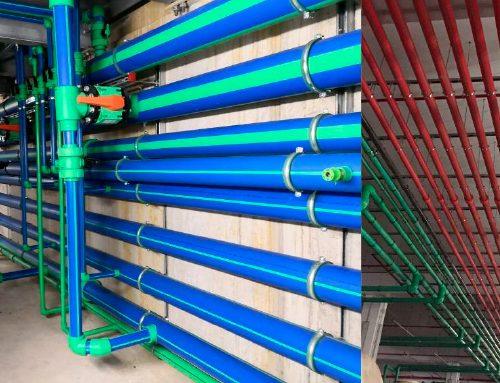 Acuerdo de distribución de tuberías de polipropileno entre Aquatherm Ibérica y Cotain SA
