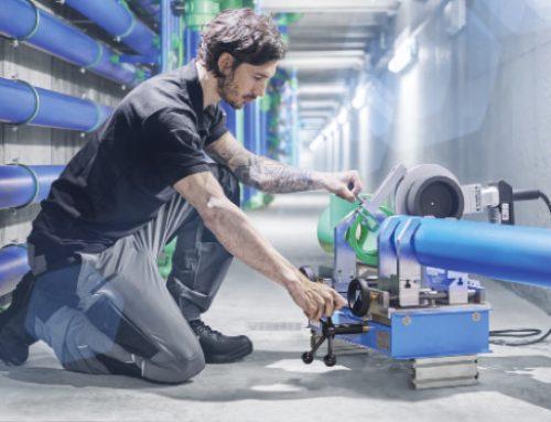 Lanzamiento de aquatherm blue pipe MF RP