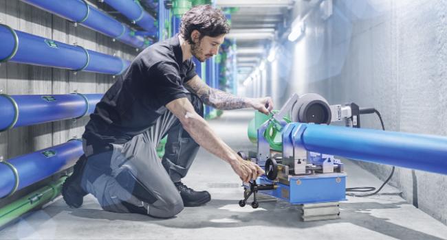 Sistema de tuberías aquatherm Blue Pipe MF RP