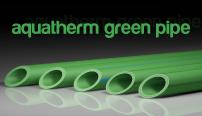 Tuberías aquatherm Green Pipe