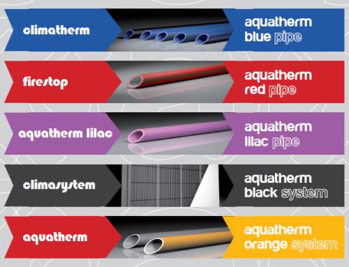 Cambio de marca aquatherm®