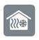 Conexión entre calefacción y refrigeración
