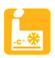 Refrigeración industrial por suelo radiante