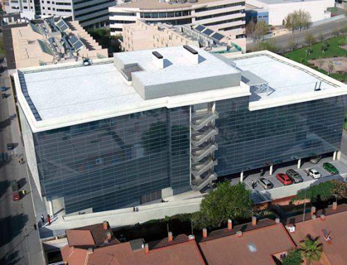 2 Edificios de oficinas premiados que utilizan tuberías de polipropileno aquatherm