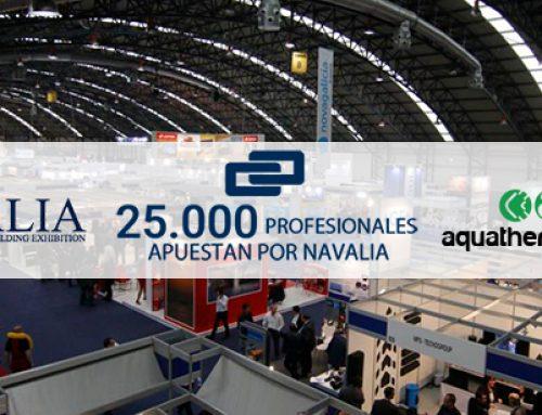 Aquatherm Ibérica SL está presente en Navalia 2018