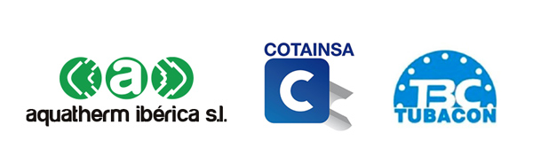 logos Aquatherm, cotainsa tubacon