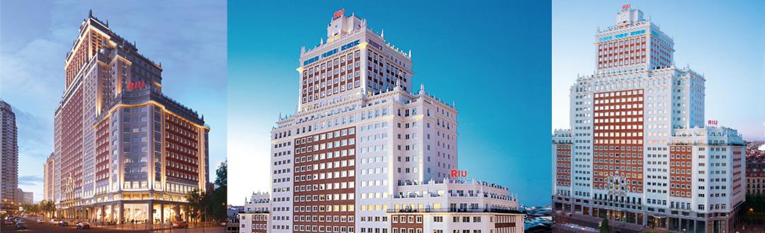 Aquatherm instala sus sistemas de tuberías de polipropileno en el edificio Hotel Riu Plaza de Madrid